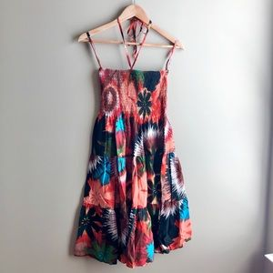 Club Z Collection Tropical Sundress
